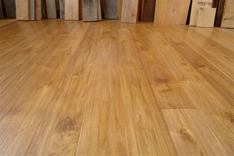 Teak Flooring Teak Arc Wood Timbers