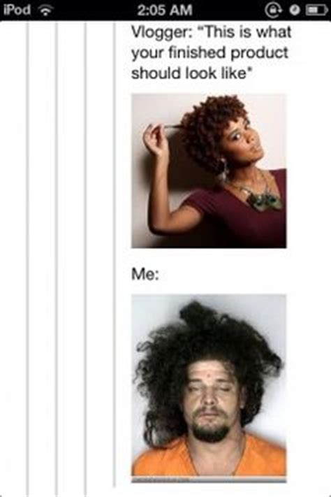 decades of black womens hairstyles memes 1000 images about natural hair humor on pinterest
