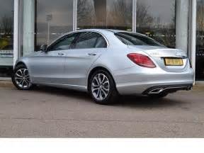 used mercedes c class saloon c350e sport 4dr auto for