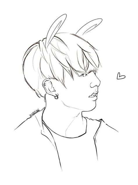 Bts V Coloring Pages by Bts Kpop Coloring Sheets Coloring Pages