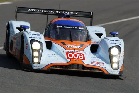 gulf car man amasses ridiculously awesome gulf oil liveried racing
