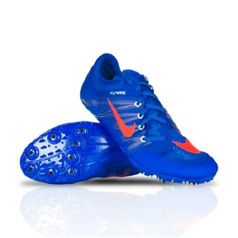 nike running shoes with spikes nike unisex zoom ja fly 2 track and field running shoes