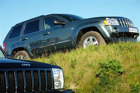 Jeep Vs Jeep Grand Motoryzacja Media Relations Wydawnictwo