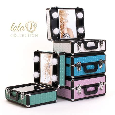makeup case with lights and mirror makeup kit with mirror and lights mugeek vidalondon
