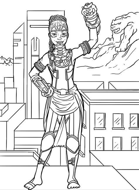 black panther coloring book princess shuri black panther coloring book colouring book