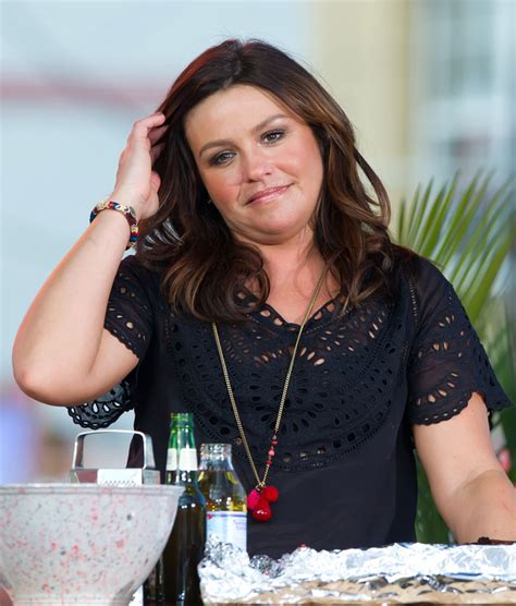 picture of rachael ray with major highlights in her hair kitchen disaster rachael ray packs on 105 pounds radar
