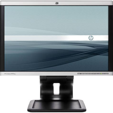 Monitor Lcd Hp hp la1905wg 19 quot widescreen lcd monitor nm360a8 aba b h