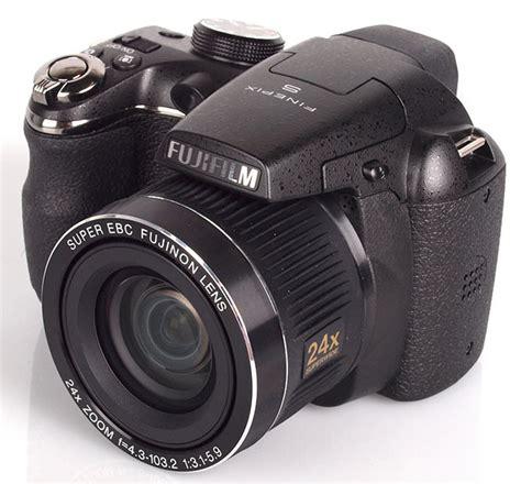 fujifilm finepix  digital camera review