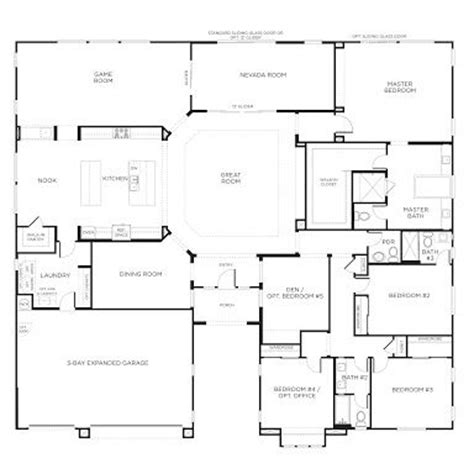 new single floor house plans 25 best ideas about single storey house plans on