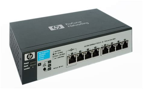 Switch Hub 8 Port Hp