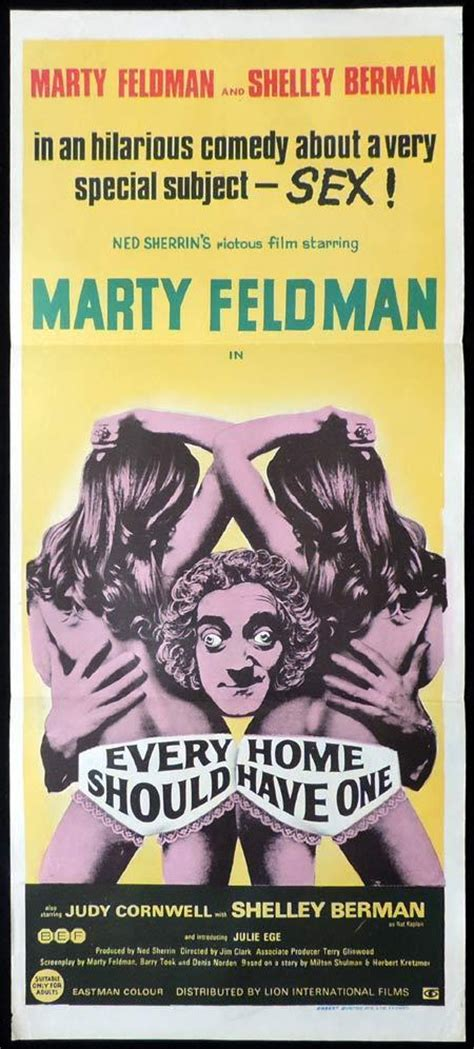 Every Home by Every Home Should One Original Daybill Poster