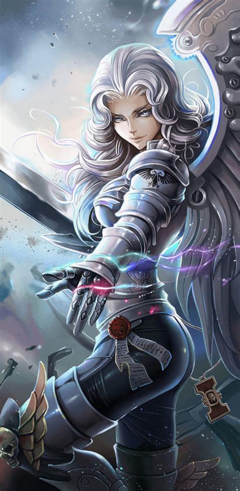 imagenes del anime vire knight amazing digital art illustrations by professional