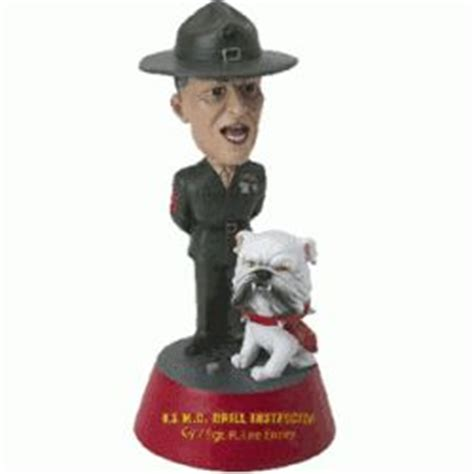 r ermey bobblehead 17 best images about charicatures on sylvester