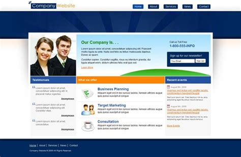 website templates for group of companies 50 high quality and responsive html website templates