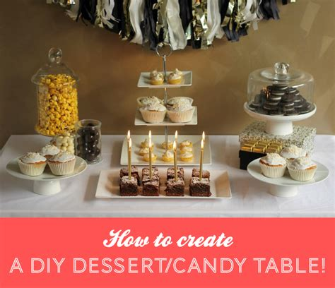 a simple diy dessert candy table love swah a sydney food travel and design blog
