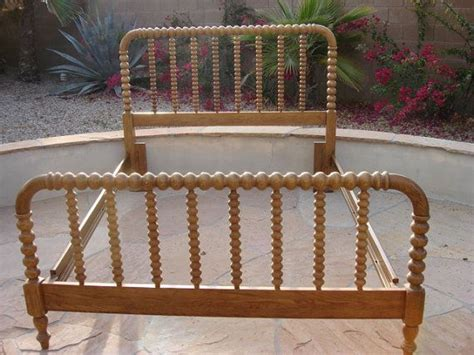 jenny lind queen bed jenny lind queen wood bed by contagiouscolors on etsy