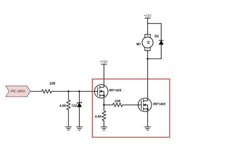 series gate resistor mosfet pic mosfet driving mosfet for reduced reduced rds electrical engineering stack exchange