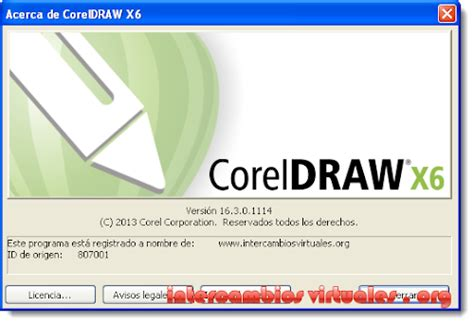 corel draw x6 español corel draw x6