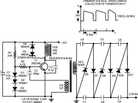 high voltage side circuit test high voltage low current supply electronics circuits