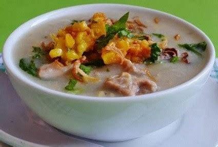 membuat makanan ringan dari jagung resep cara membuat bubur barobbo enak praktis resep