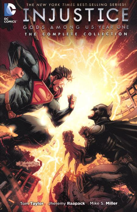 injustice gods among us year two the complete collection injustice gods among us year one complete coll discount