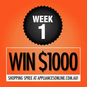 Win Gift Cards Online - competitions from www appliancesonline com au australian competitions
