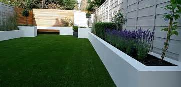 Landscaping Small Backyards Modern London Garden Design White Garden London For The