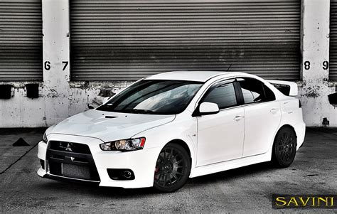 Evo Savini Wheels