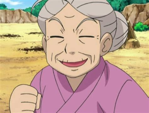 5 Anime To With Your Grandparents by Top 3 Grandparents In Anime Pok 233 Mon Amino