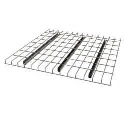 wire decking for pallet racks sandusky 74 in h x 48 in w x 12 in d 4 shelf heavy duty chrome wire shelving unit ws481274 c