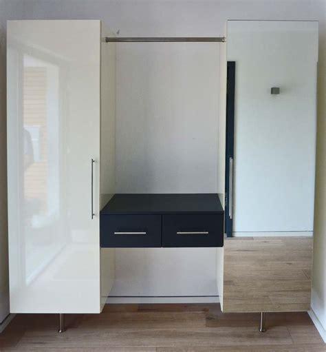 Garderobe Weiß Hochglanz Ikea by Garderoben Schreinerei Deuble
