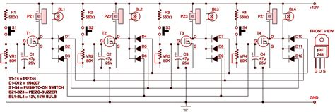 circuit design competition questions circuit for quiz contest electronic jam schematic design