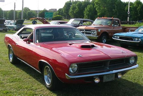 Plymouth Barracuda   Wikipedia