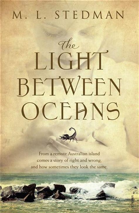 The Light Between Oceans Book by Janus Rock Lighthouse Memories