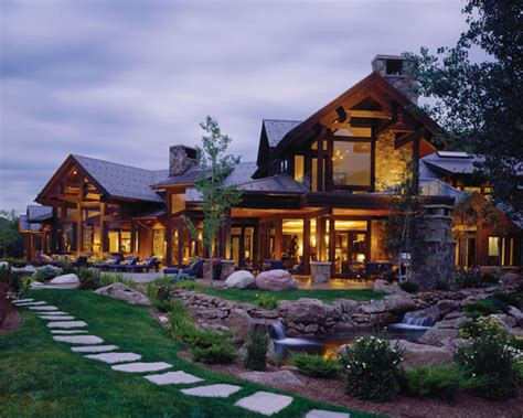 Home Plans Colorado by Bavarian Style Luxury Mountain Retreat In Aspen