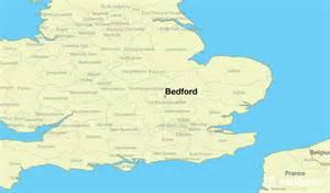 bedford map where is bedford where is bedford