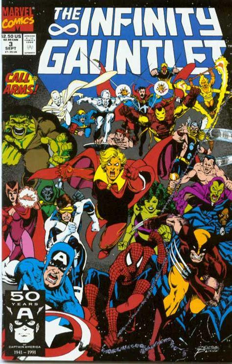 infinity gauntletic value spiderfan org comics infinity gauntlet