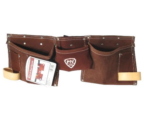 5 pocket tool apron by mcguire nicholas leather maikun