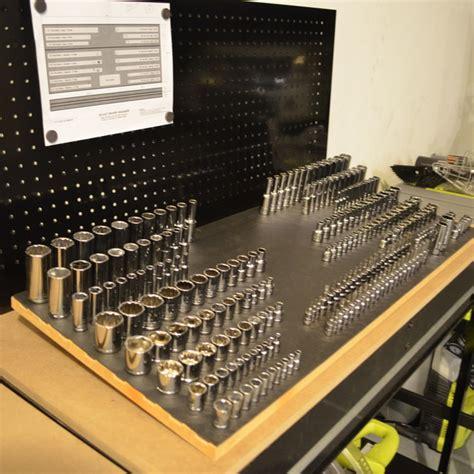 socket organizer tray diy ryobi nation projects