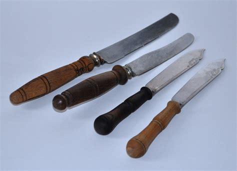 Kitchen Knife Replacement Handle Woodturning Kitchen Things Knives