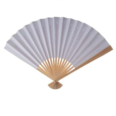 How To Fold A Paper Fan - folding paper fans