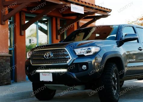 Toyota Tacoma Led Light Bar 150w Cree Led Light Bar System For 2016 Up Toyota Tacoma