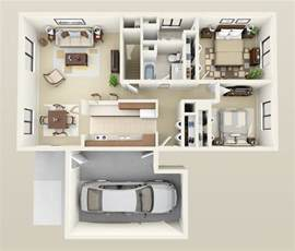 duplex floor plans with garage