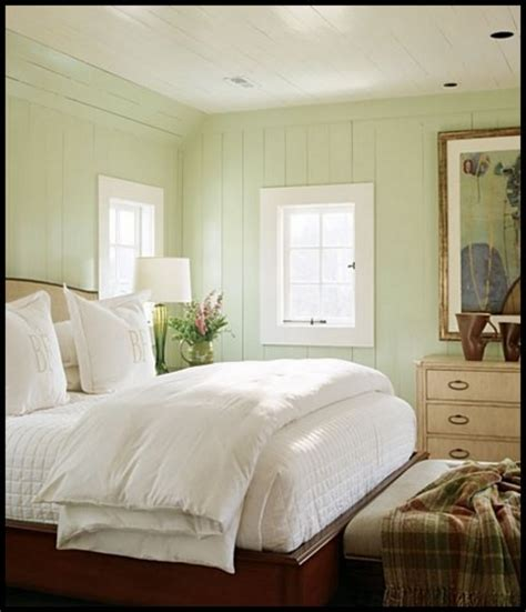 green painted bedrooms beautiful paint color for a bedroom content in a cottage