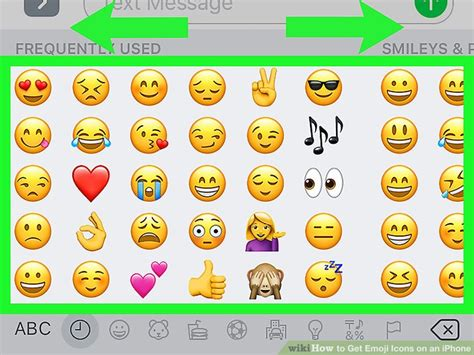 Emoticon Iphone how to get emoji icons on an iphone 13 steps with pictures