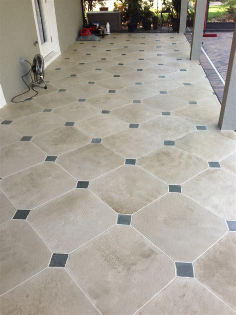 concrete designs florida tile patio  insert