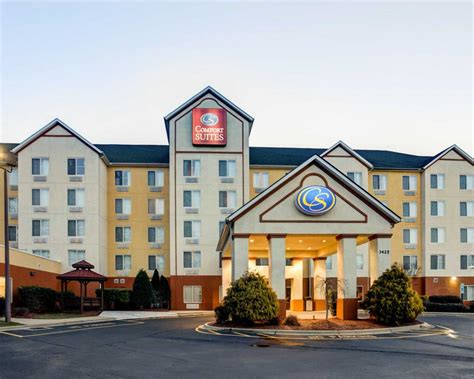 comfort inn charlotte comfort suites airport charlotte nc business information