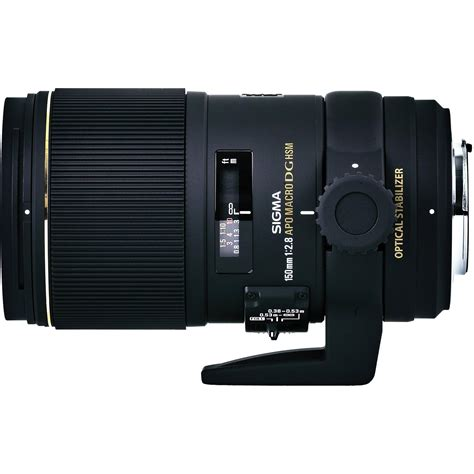 Sigma Macro sigma 150mm f 2 8 ex dg os hsm apo macro lens for sony