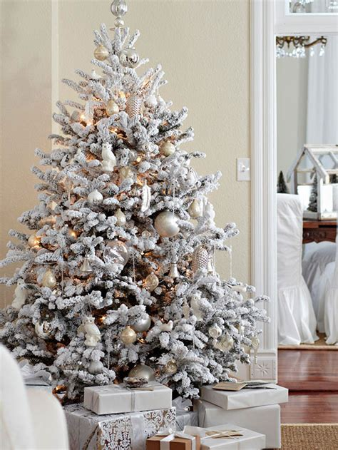 how to choose fake trees for christmas from better homes