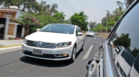 Volkswagen Cc V6 by Volkswagen Cc V6 2013 A Prueba Autocosmos